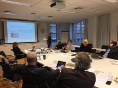 The first national workshop took place in Norway
