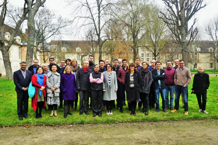 The second RRI-Practice consortium meeting in Paris