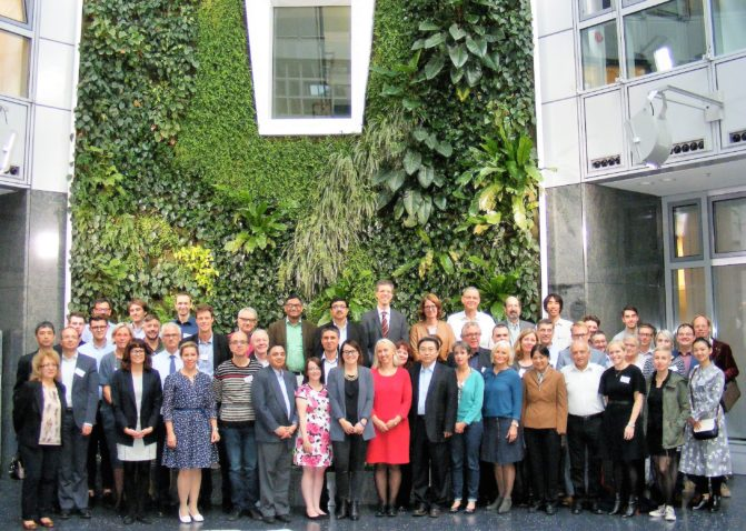 Three days of RRI discussions in Berlin