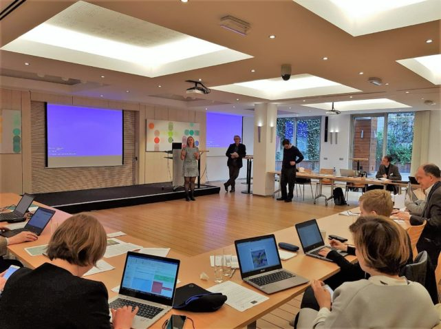 Policy workshop in Brussels