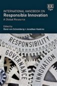 Public discussions and a new book – International Handbook on Responsible Innovation